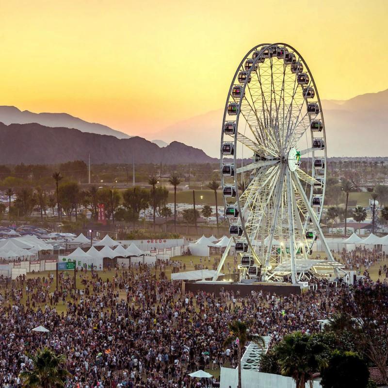 Vivi il Coachella 2020 con pacchetto VIP