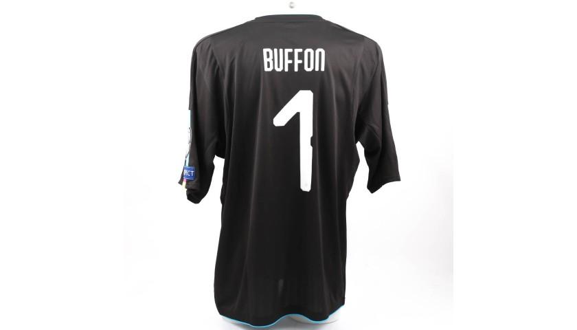 Buffon's Match-Issue Kit, Albania-Italy 2017