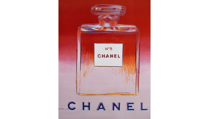 Chanel No 5 by Andy Warhol