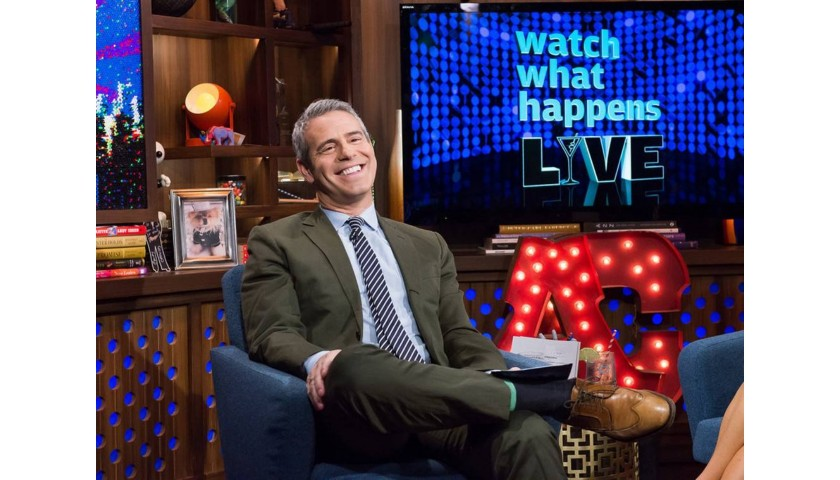 See Andy Cohen Live Plus 2 Nights at the InterContinental
