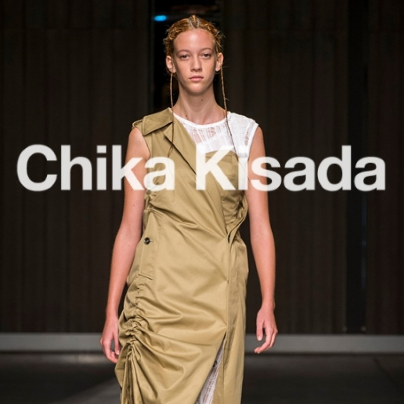 Attend the Chika Kisada F/W 2019/20 Fashion Show