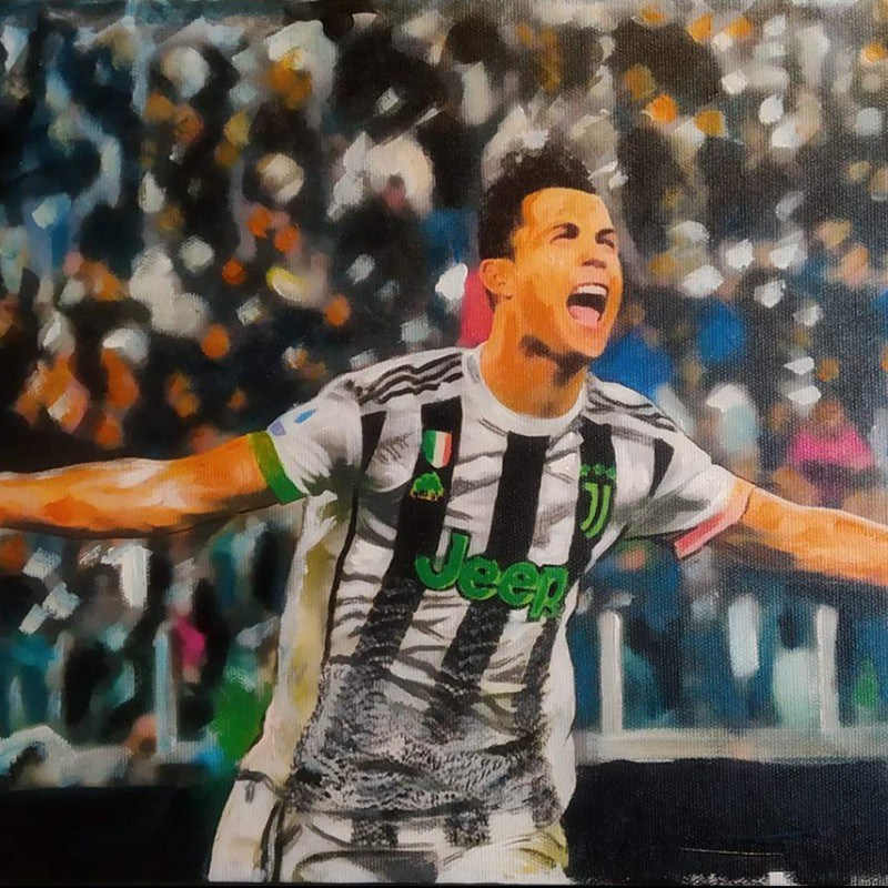 """CR7"" by Antonello Arena"