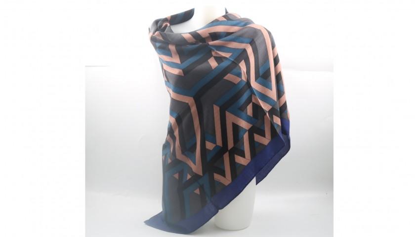 grande vendita b3f05 a1e0a Win an exclusive Silk and Cashmere Foulard by Hermès - CharityStars