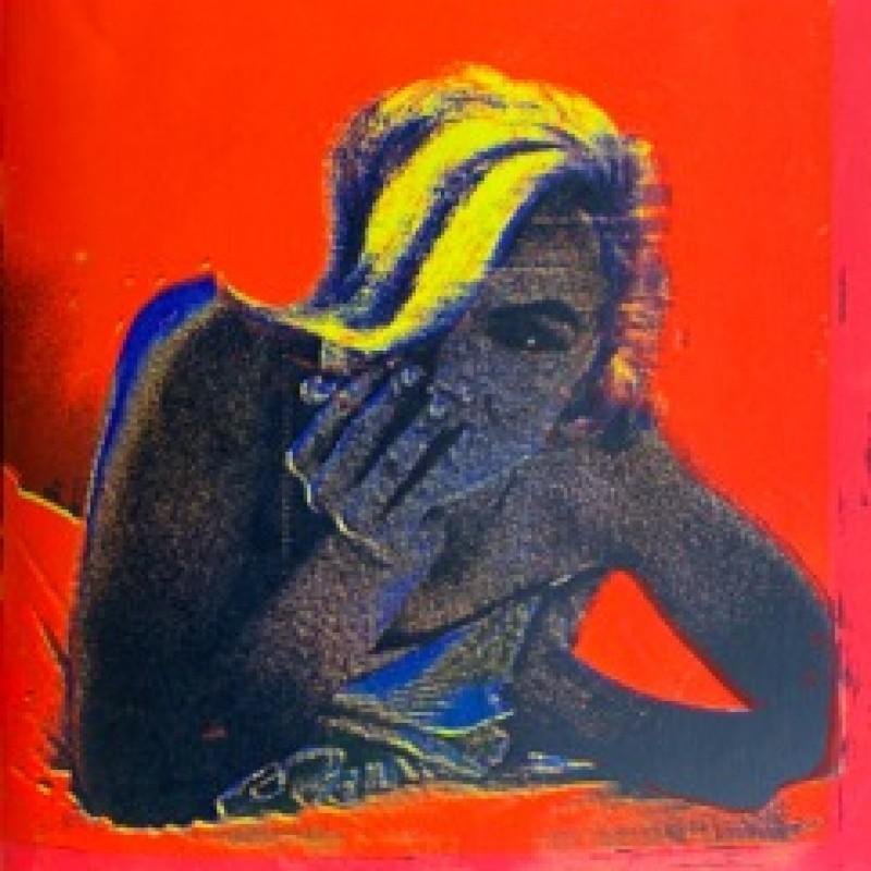"""""""Marilyn Monroe II"""" by Bert Stern"""
