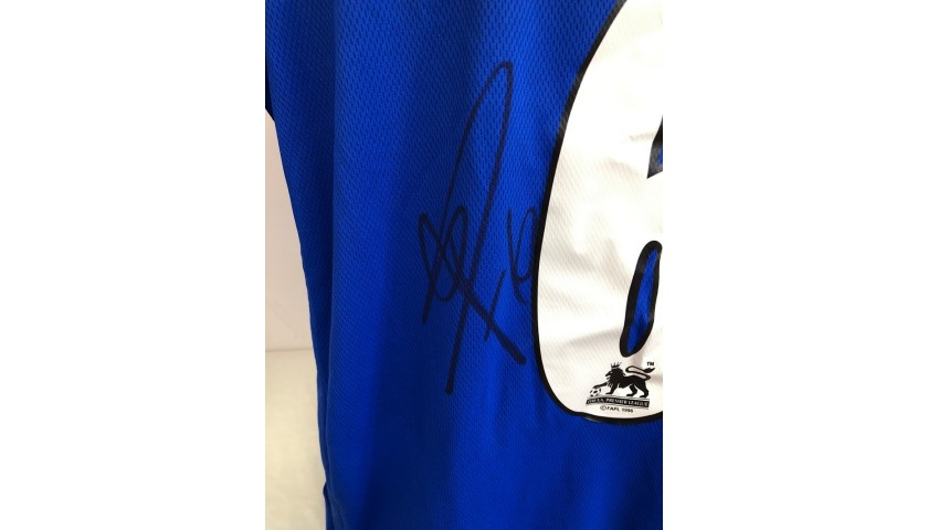 Desailly's Official Chelsea Signed Shirt, 2003/04