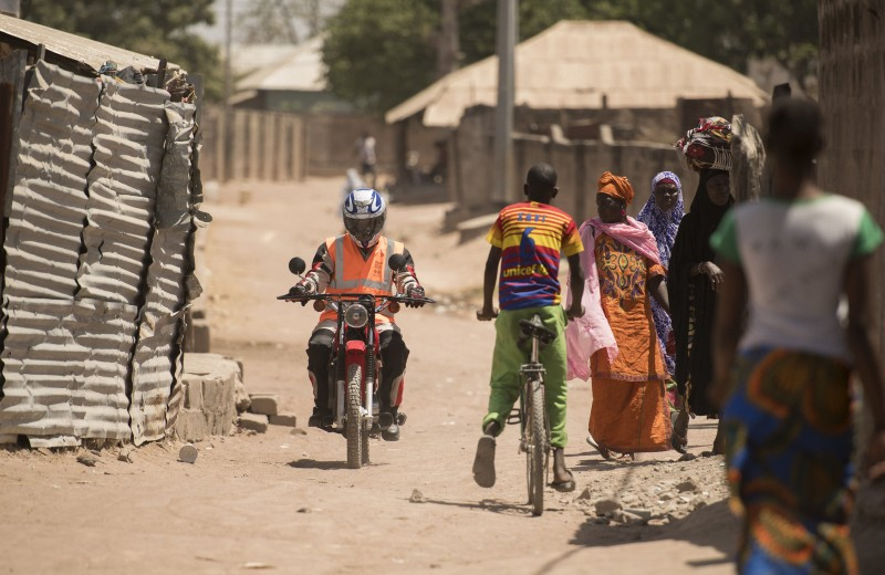 Fuel to Deliver Care to Remote Villages in Africa