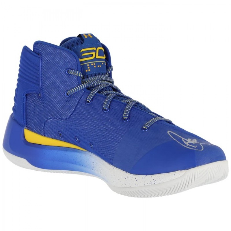 Stephen Curry Signed Shoe