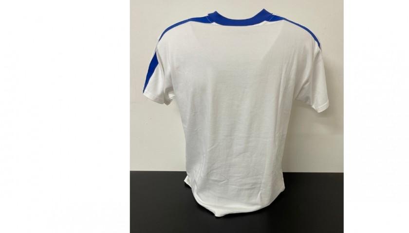 Honduras Retro Shirt - Signed by Suazo