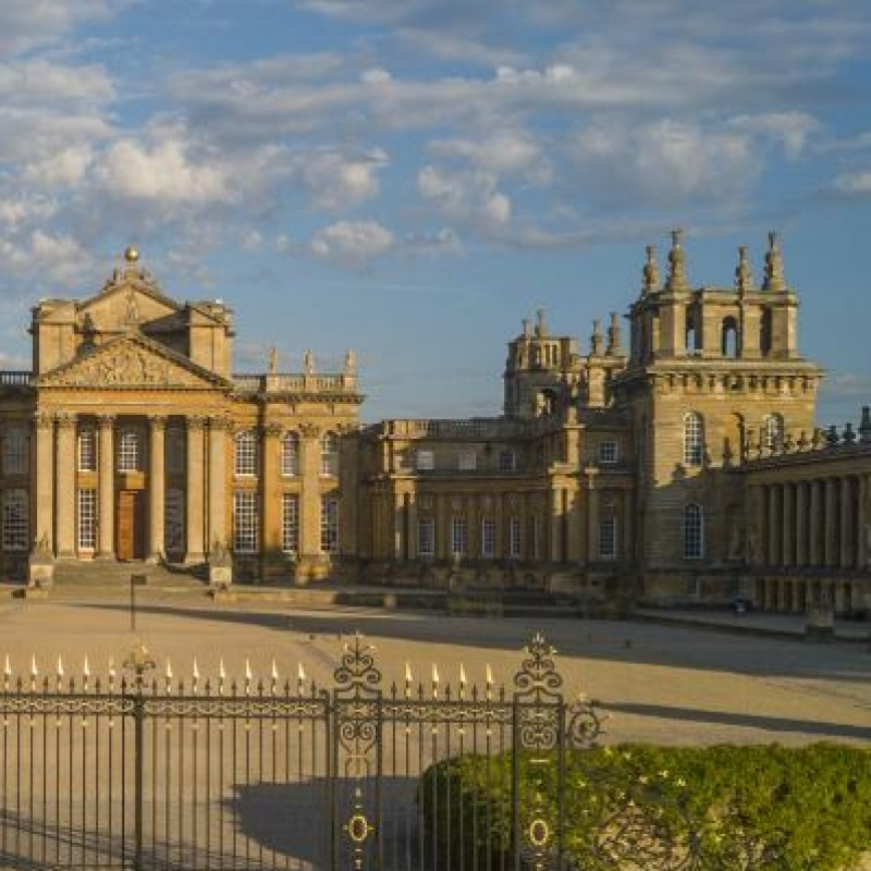 Tour For Family of 4 at Blenheim Palace