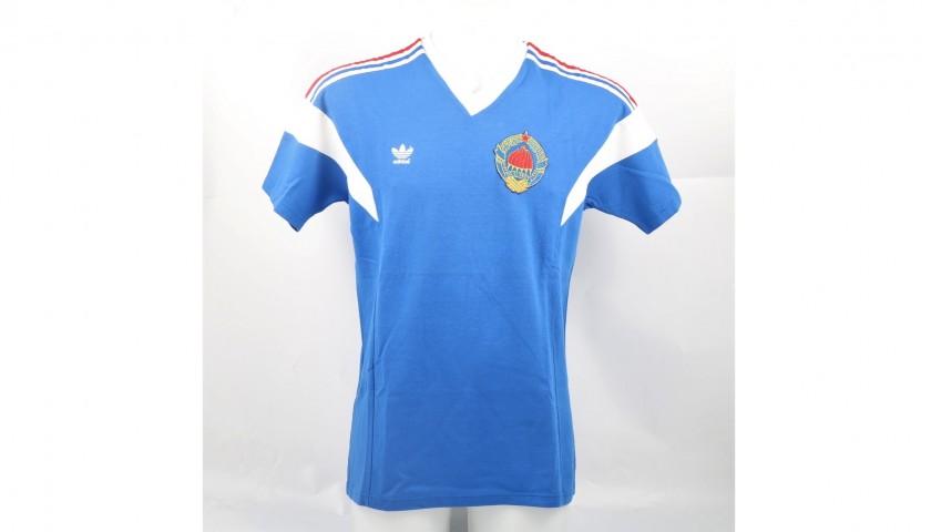 305366b1e23 Jakovljević s Match-Worn Shirt