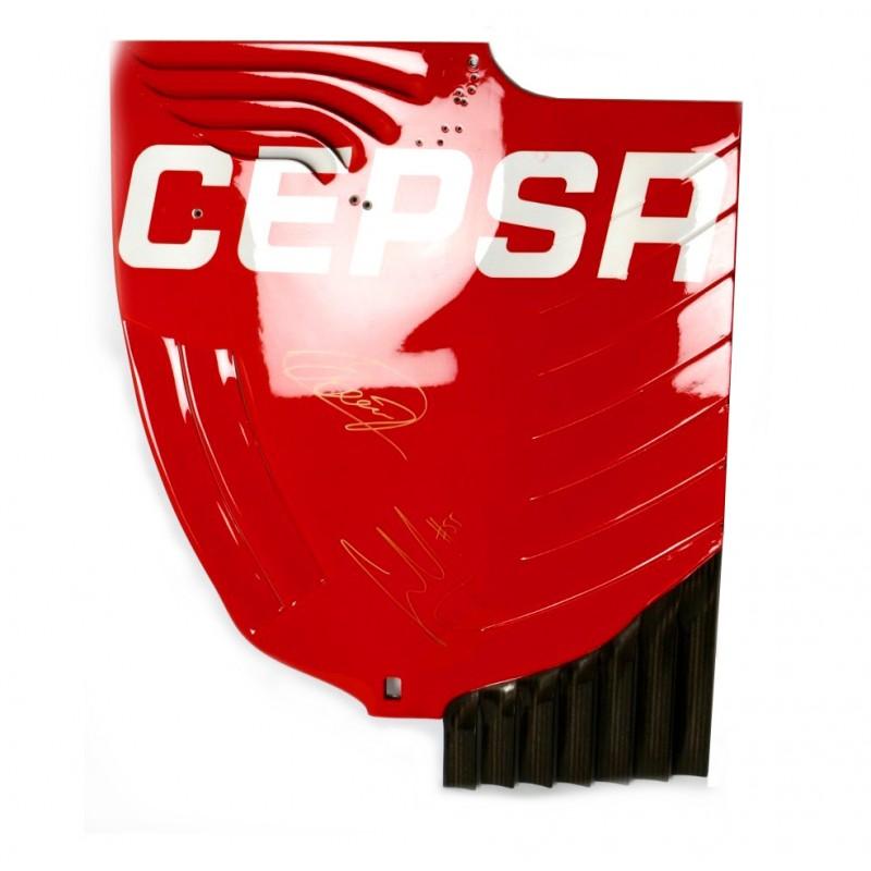 Signed Scuderia Toro Rosso STR10 Rear Wing End Plate