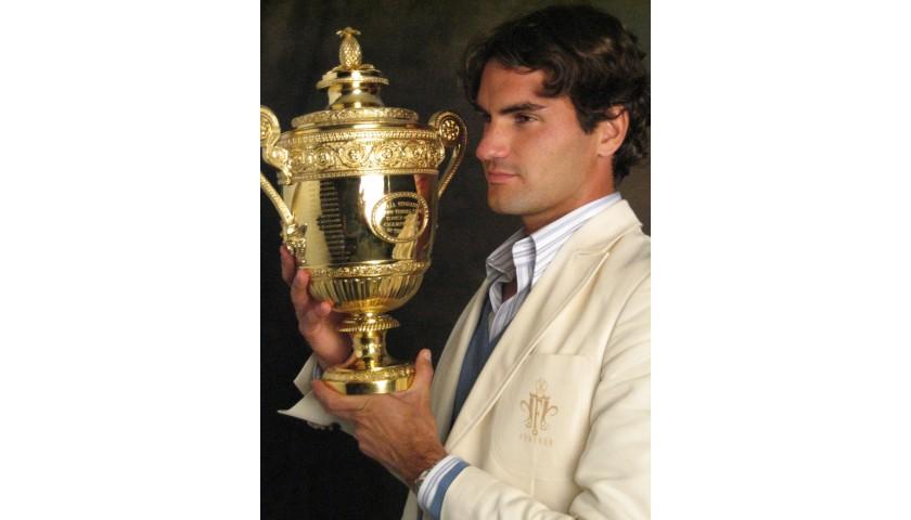 Roger Federer Legend Polaroids Signed Limited Edition