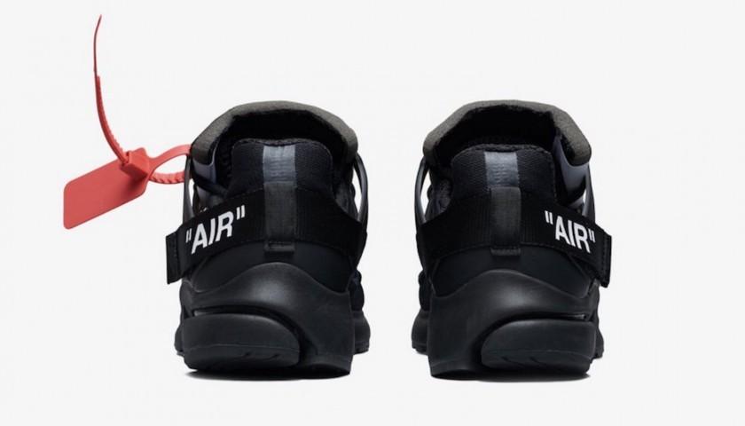 Black Nike Air Presto Off White Sneakers