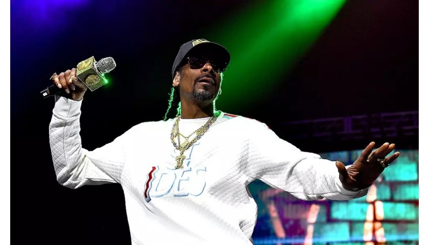 Meet Snoop Dogg at his Private Halloween Party