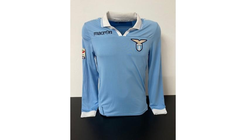 Hernanes' Lazio Match Shirt, 2012/13