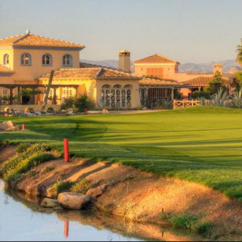Luxury Golfing Break in Spain for 8