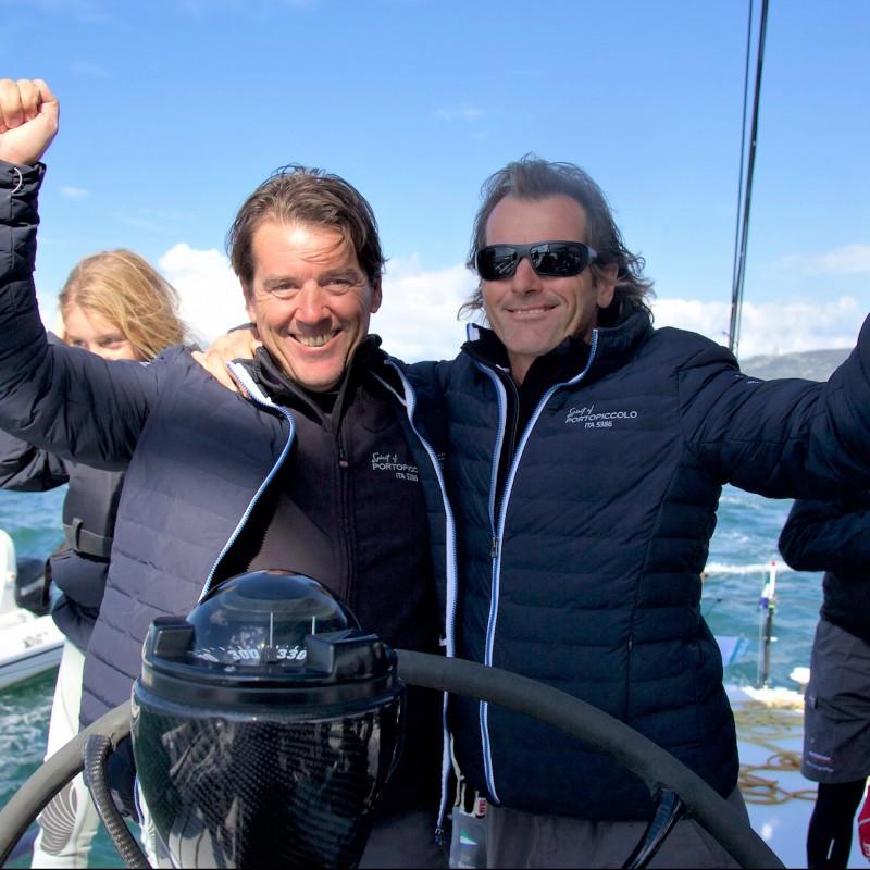 Sailing Experience with Furio Benussi