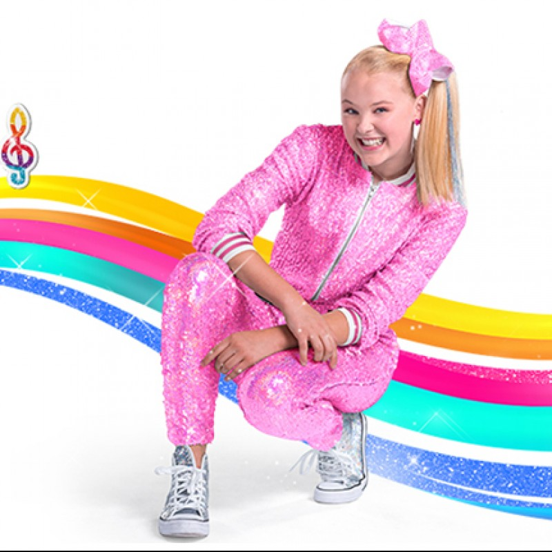 Meet Jojo Siwa with 2 Tickets to her D.R.E.A.M Tour