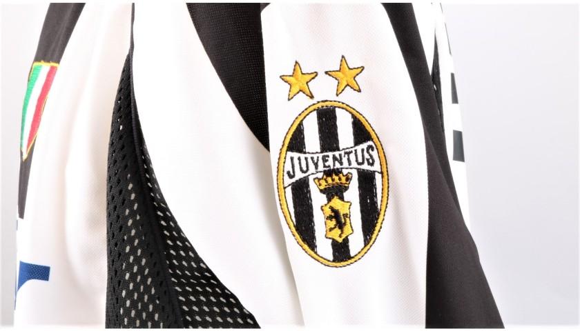 Deschamps' Juventus Match Shirt, 1997/98