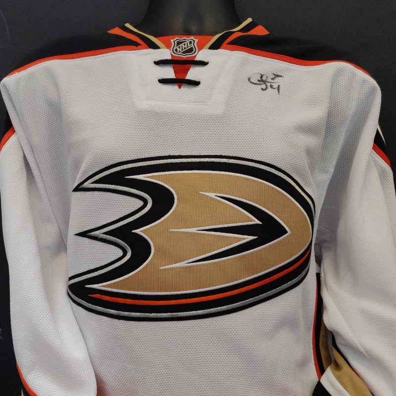 Anaheim Ducks Jersey signed by Cam Fowler