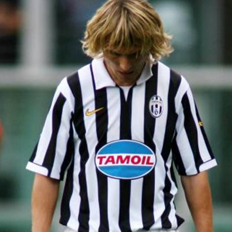 Nedved's Official Juventus Signed Shirt, 2006/07