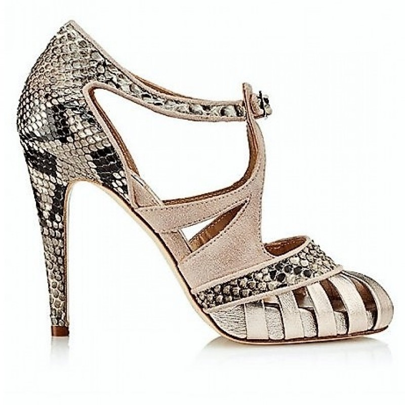 Miss Garcia Limited Edition Python Shoes