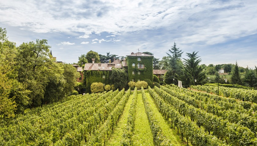 Stay at the Albereta Relais & Chateaux