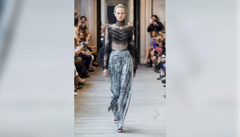 Attend the Cristiano Burani Fashion Show S/S 2020
