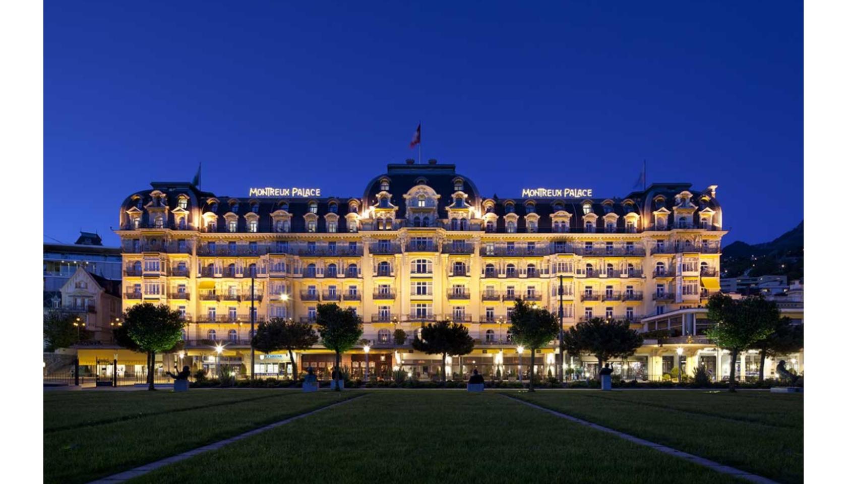 Soggiorno di 5 notti in una suite presso l'hotel Fairmont ...