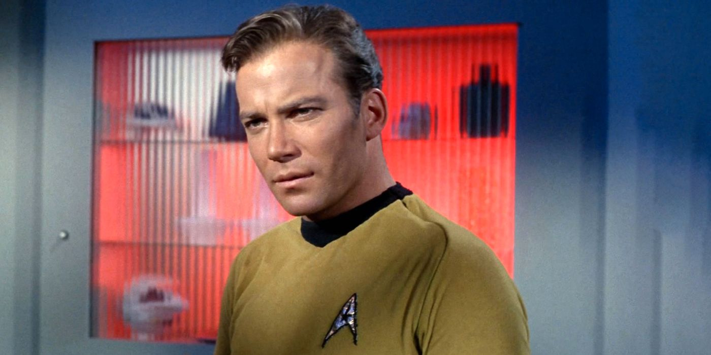 Captain James T. Kirk's Official Uniform - Signed by William Shatner ...