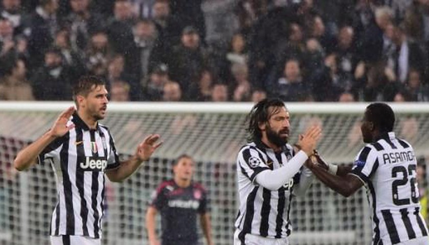 Malmö-Juventus: fly in the Juventus' plane with your idols!