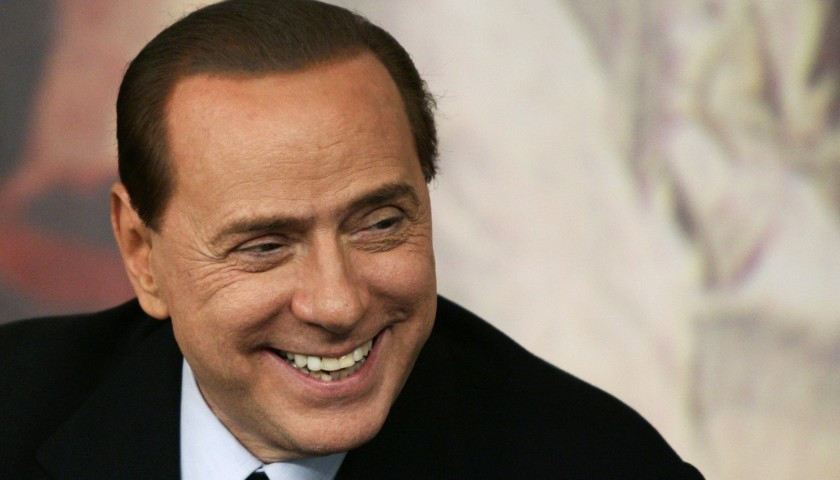 Enjoy Lunch with Silvio Berlusconi in Arcore