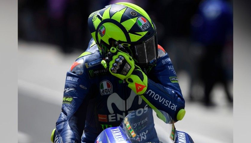 Dainese gets you on track with Vale and the VR46 Academy guys