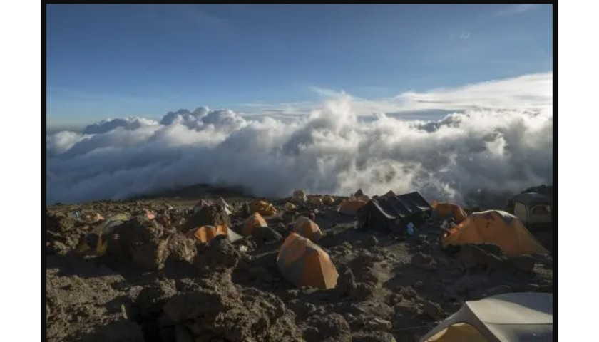 Climbing Kilimanjaro Experience for Two