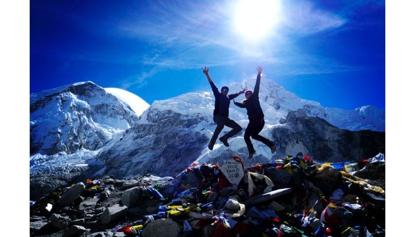 Mount Everest Epic Adventure for Two
