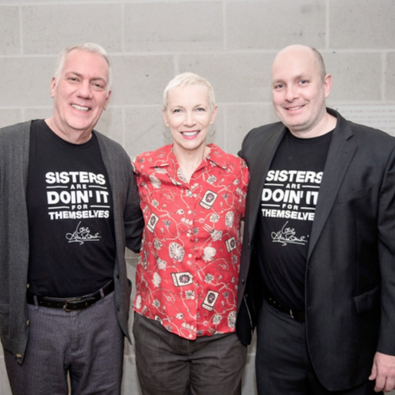 An Evening with the UK singer Annie Lennox