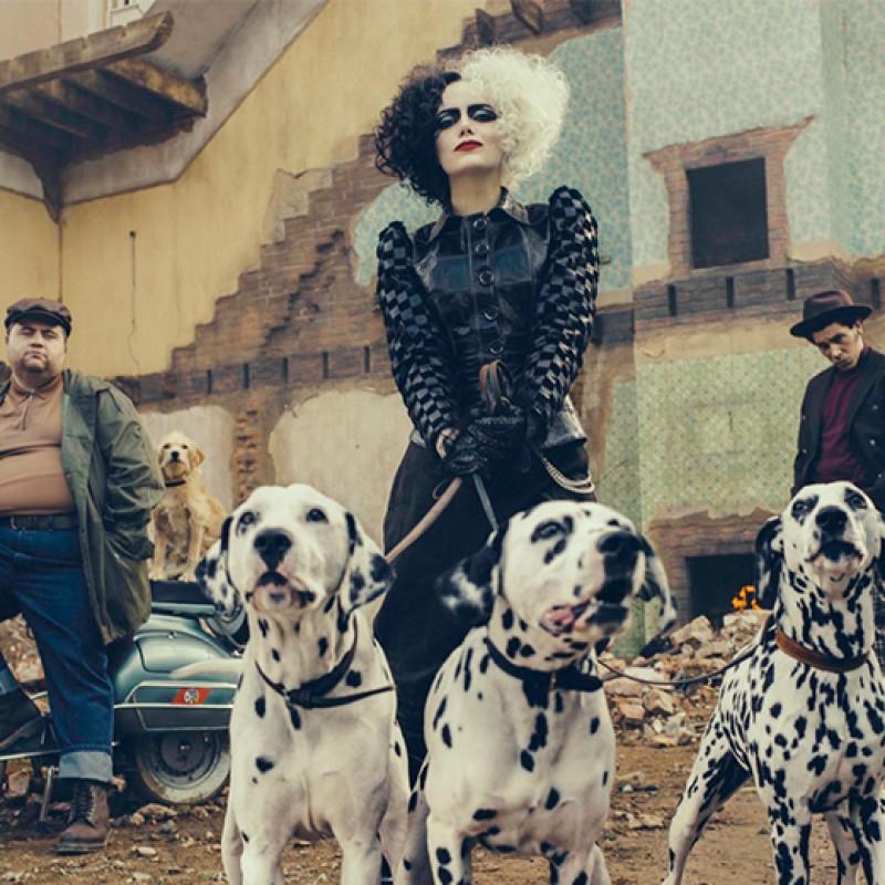Meet Emma Stone At The Cruella Premiere