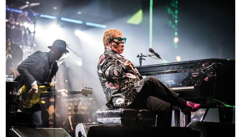 Two Tickets to Elton John's Yellow Brick Road 2022 Tour