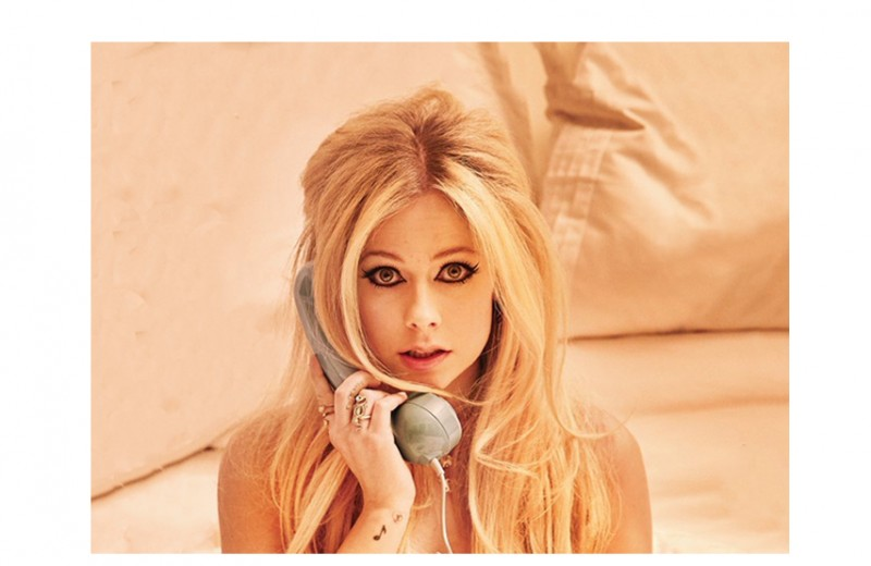 Private Phone Call with Avril