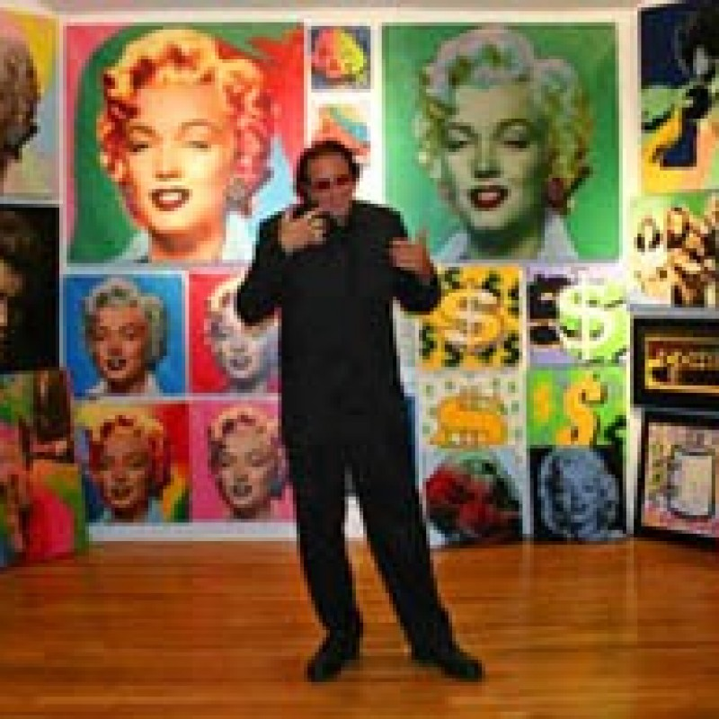 Pop Art by Steve Kaufman