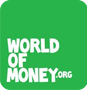 World of Money logo