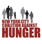 NYC Coalition Against Hunger logo