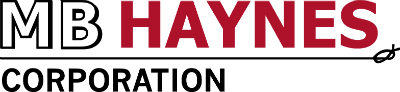 Website for MB HAYNES Corporation