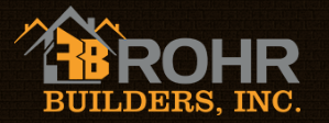 Website for Rohr Builders, Inc.