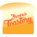 Logos deal list logo famous toastery