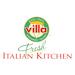 Logos deal list logo villa fresh italian