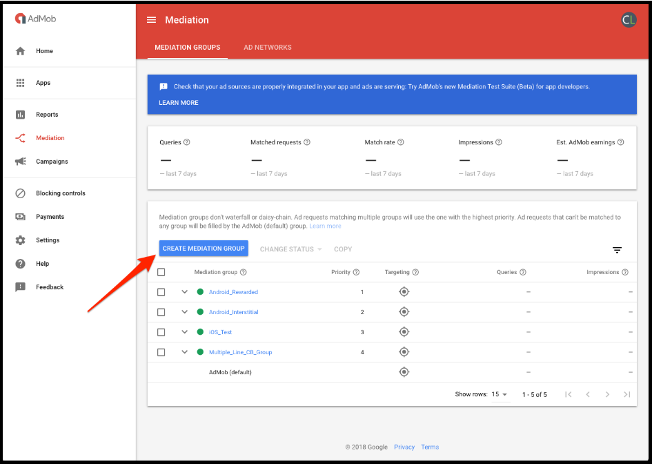 """How to Create or Registering """"AdMob"""" Accounts 