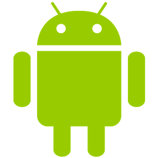 Android logo transparent background