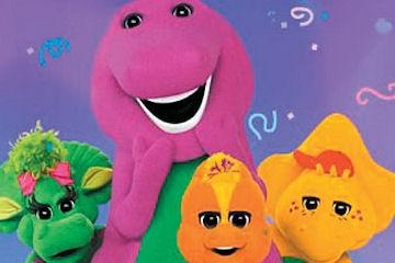 Barney Live Barneys Birthday Bash At Memorial Auditorium - Barney live in concert birthday