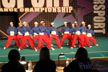 Image: NEW Chattanooga All-Stars Dance Team